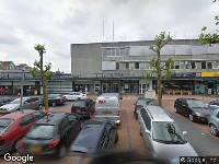 Gemeente Utrecht - Intrekken: Gebod tot het volgen van de aangegeven rijrichting: rechtdoor en linksaf (D6l)  Vaststellen: Gebod tot het volgen van de aangegeven rijrichting: rechtdoor en linksaf (D6l