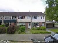 Aanvraag omgevingsvergunning, plaatsen van een dakkapel (voorzijde), Joris   Helleputtestraat 14, Breda