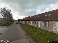 Verleende omgevingsvergunning, het gewijzigd uitvoeren van een verleende vergunning voor het bouwen van een woning, Scherpenisse