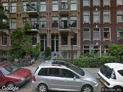 Omgevingsvergunning Burmanstraat 13 Amsterdam