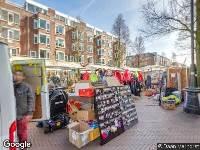 Besluit omgevingsvergunning reguliere procedure Dapperstraat 155