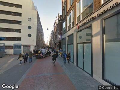 Omgevingsvergunning Warmoesstraat 167 Amsterdam