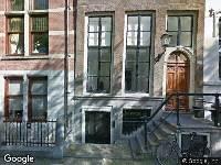 Gemeente Amsterdam - wijzigen kenteken gehandicaptenparkeerplaats - Herengracht 147
