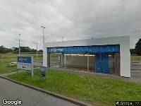 Aanvraag omgevingsvergunning, plaatsen van een LED   scherm, Backer   en Ruebweg oostzijde kruising Veldsteen, Breda