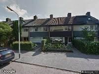 Verleende omgevingsvergunning, plaatsen van 2 dakkapellen (voor- en achterzijde), Hillenraadstraat   26, Breda