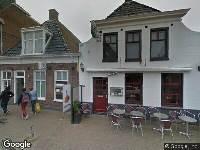Melding Activiteitenbesluit, Makkum, Kerkstraat 23 het melden van een gecreëerde rookruimte en het afstoten van de keuken