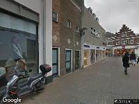 Bekendmaking Amersfoort, Binnenstad, Omgevingsvergunning, Verleende vergunning (reguliere procedure), Utrechtsestraat 9, Hellestraat 3C, 3D en 3E, het vergroten van de winkel op de begane grond en het wijzigen van