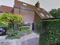 Haarlem, ingekomen aanvraag omgevingsvergunning onderdeel kappen bomen Meiendel 24, 2017-08302, vervangen bestaande coniferen haag voor een (hard)houten schutting met een aantal steenkorven, 1 novembe