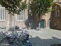 Aanvraag omgevingsvergunning, verlenging termijn: Akerkhof2, 9711JB Groningen – onderhoudswerkzaamheden interieur en exterieur der Aa-kerktoren (05-09-2017, 201772327)