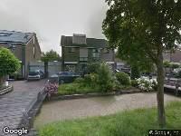 Gemeente Alphen aan den Rijn - het plaatsen van een individuele gehandicaptenparkeerplaats  - Proeftuin 16 te Boskoop.