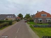 Bekendmaking Omgevingsvergunning Dorpsstraat 48 te Hoorn