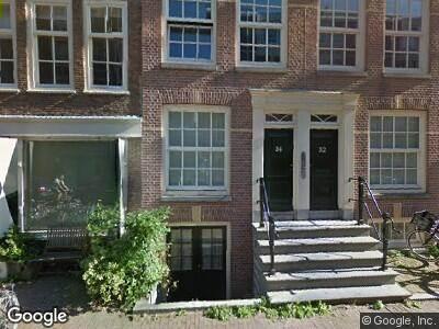 Omgevingsvergunning Nieuwe Kerkstraat 32 Amsterdam