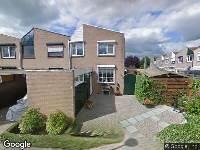 Gemeente Cromstrijen - Aanleg één gehandicaptenparkeerplaats - Sweelinckstraat in Numansdorp