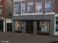 Haarlem, ingekomen aanvraag omgevingsvergunning Zijlstraat 77, 2017-08968, plaatsen reclame gevellogo, 27 november  2017