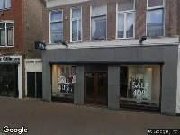 Haarlem, verleende omgevingsvergunning Zijlstraat 77, 2017-08968, aanbrengen reclameletters aan gevel en vervangen zonneschermdoek met reclame, verzonden 18 december 2017