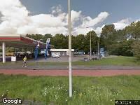 Aangevraagde vergunning A16, nabij Prinsenlaan 989