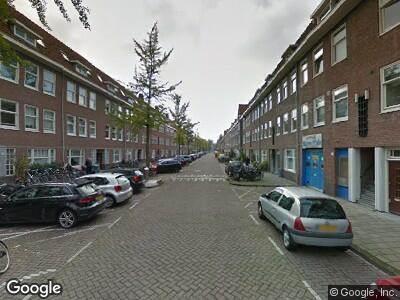 Splitsingsvergunning Marco Polostraat  Amsterdam