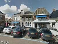 Verleende standplaatsvergunning Halbertsmaplein te Grou, (11022202) op donderdag verkoop van vis en visproducten, van 1 januari 2018 t/m 31 december 2018, verzenddatum 22-11-2017.