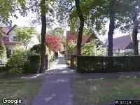 Gemeente Wassenaar – aangevraagde omgevingsvergunning: het kappen van 1 boom  Rust en Vreugdlaan 11 - Rust en Vreugdlaan 11, Wassenaar