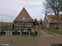 Gemeente Terschelling - Tijdelijke afsluiting Heereweg Midsland vanwege kraanwerkzaamheden tot uiterlijk 22 december 2017 - Midsland Terschelling