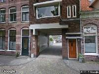 Haarlem, aanvraag omgevingsvergunning Garenkokerskade 19, 2017-00805, verbouwen van een opslag tot woonhuis, 6 februari 2017
