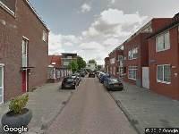 Bekendmaking Gemeente Rotterdam - Gehandicaptenparkeerplaats op kenteken - Seringenstraat 12A
