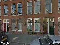 Gemeente Den Haag - Aanleg gereserveerde gehandicaptenparkeerplaats - Van Lumeystraat nabij perceelnr. 106