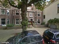 Haarlem - Aanleggen Gehandicaptenparkeerplaats op kenteken - ter hoogte van Kleine Houtweg 99