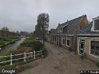 Verdaging beslissing aanvraag omgevingsvergunning, IJlst, Eegracht 102 het vervangen van het bijgebouw