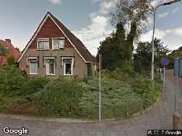 Kennisgeving verlengen beslistermijn op een aanvraag omgevingsvergunning, Campherbeeklaan 67, bouw schuur (zaaknummer 3337-2017)