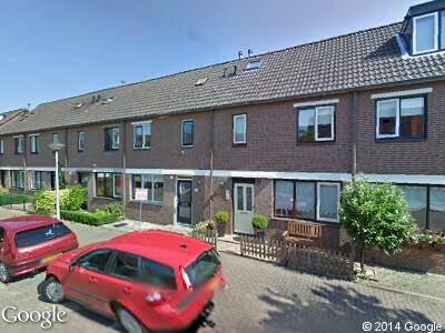 Omgevingsvergunning Eikenhorst 39 Alphen aan den Rijn