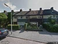 Aanvraag omgevingsvergunning, plaatsen van 2 dakkapellen (voor- en achterzijde), Hillenraadstraat   26, Breda