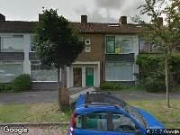 Bekendmaking Verleende omgevingsvergunning, plaatsen van een dakkapel (voorgevel), Andreasstraat   30, Breda