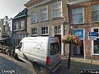 Gemeente Grave – Omgevingsvergunning aangevraagd voor het verbouwen van een bijgebouw - Klinkerstraat 4 a Grave