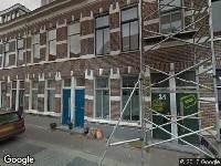 Reguliere aanvraag omgevingsvergunning: Nijhoffstraat 38 en 40