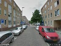 Gemeente Rotterdam - Gehandicaptenparkeerplaats op kenteken - Ochterveltstraat 33