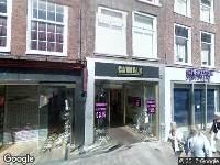 Haarlem, verleende omgevingsvergunning Grote Houtstraat 132, 2017-04406, vervangen winkelpui, activiteit monument, verzonden 10 juli 2017
