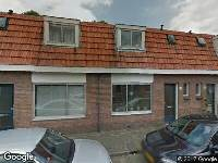 Gemeente Zwolle - gereserveerde gehandicaptenparkeerplaats - Madurastraat 21