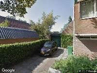 Haarlem, ingekomen aanvraag omgevingsvergunning onderdeel kappen bomen Vredenburg 36, 2017-05396, Kappen berk achtertuin, ingekomen 14 juli 2017