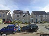 Aanvraag omgevingsvergunning, plaatsen van een terrasoverkapping, Tilman   Suysstraat 10, Breda