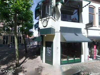 Standplaatsvergunning Grote Houtstraat 140 Haarlem