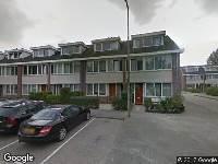 Gemeente Rotterdam - Gehandicapten parkeerplaats op kenteken - Oldegaarde t.h.v. 984