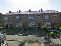 Gemeente Rijnwaarden - gehandicaptenparkeerplaats op kenteken - Willem van Gullikstraat 11 te Lobith