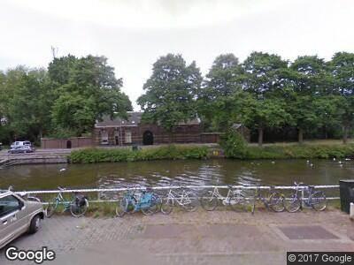 Lozingsvergunning Zandpad 2 Utrecht