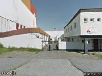 Melding art. 1.19 Bouwbesluit 2012,Nukamel Productions B.V., melding brandveilig gebruik bouwwerk, 20 september 2017, Kanaalstraat 8, Weert