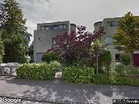 Haarlem, verlengen beslistermijn Zwemmerslaan 7, 2017-05067, plaatsen van tien mobiele Tiny houses, ontheffing activiteit handelen in strijd met regels ruimtelijke ordening, verzonden 15 september 201
