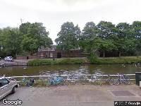 Afgehandelde omgevingsvergunning, het kappen van 6 bomen,   Zandpad te Utrecht, HZ_WABO-17-21072
