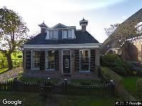Bekendmaking Verleende omgevingsvergunning  Buorren 6 te Idaerd, (11020079) wijzigen en restaureren van het uurwerk en de luidklokken (Sint Gertrudiskerk), verzenddatum 15-09-2017.