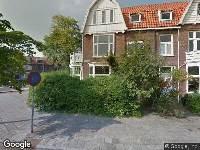 Haarlem, verleende omgevingsvergunning onderdeel kappen bomen Kleverparkstraat 16, 2017-05699, kleine achtertuin, erg dicht op aanwezige bouwwerken, groeit tot over perceelgrenzen, risico op schade, v