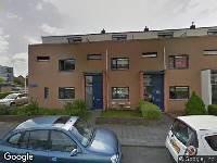 Intrekken gereserveerde gehandicaptenparkeerplaats, Zwaardvegerstraat 5 (zaaknummer 21461-2017)
